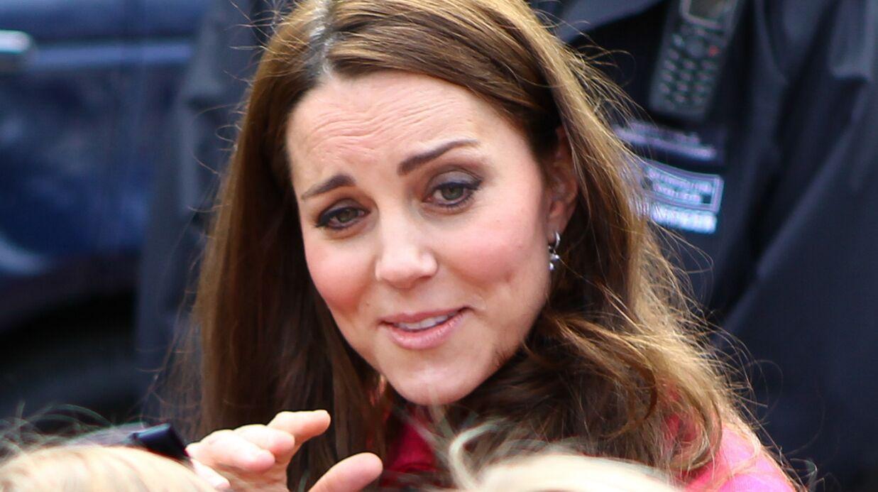 PHOTOS Kate Middleton radieuse pour sa dernière sortie officielle avant son accouchement