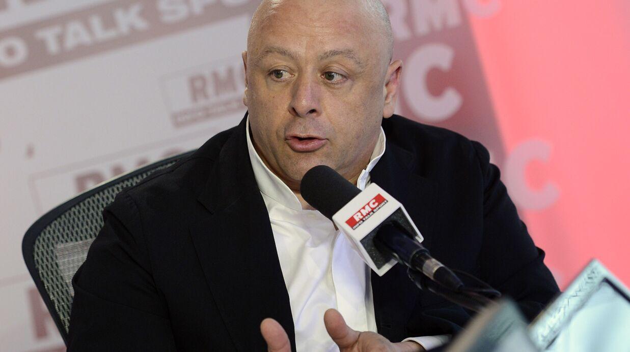 Excédé par les contrôles de sécurité à RMC, Thierry Marx fait demi-tour et plante les Grandes Gueules