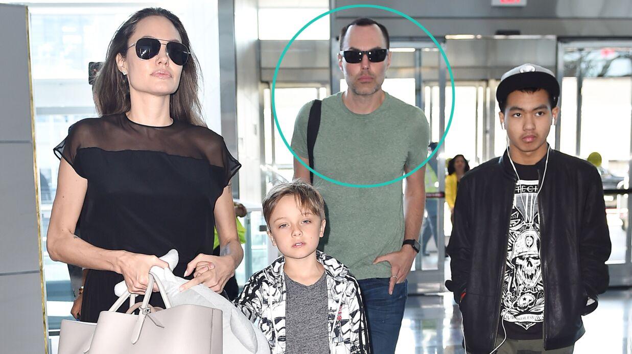 Angelina Jolie a «gentiment» licencié son frère qui s'occupait de ses enfants
