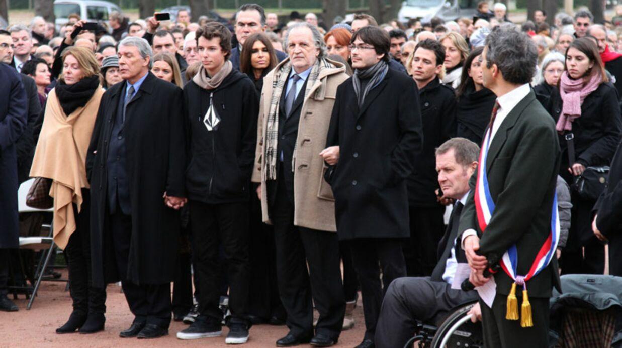 PHOTOS Obsèques de Danielle Mitterrand à Cluny