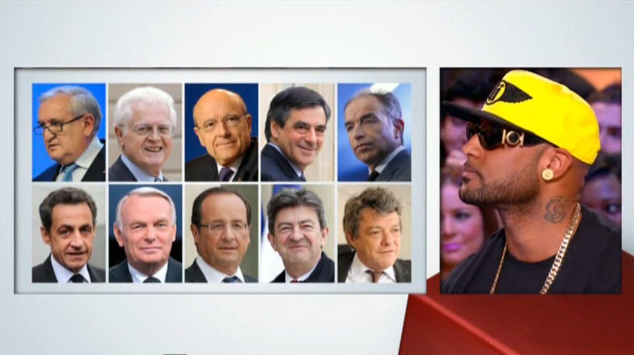 VIDEO Booba a du mal à reconnaître le président de la République