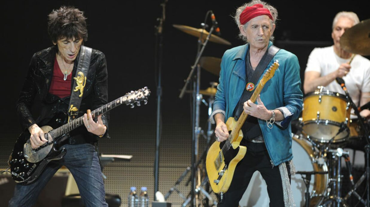 Rolling Stones: 247 500 € d'amende pour avoir joué trop longtemps