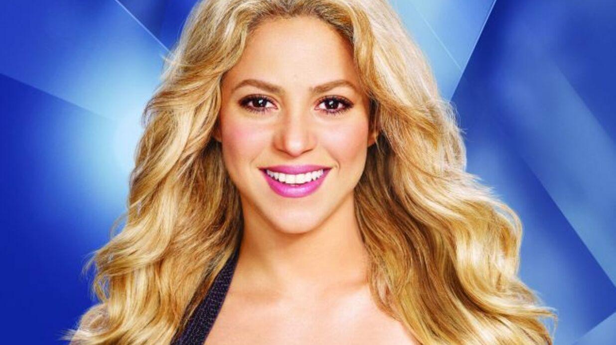Shakira, le nouveau sourire 3D White d'Oral-B