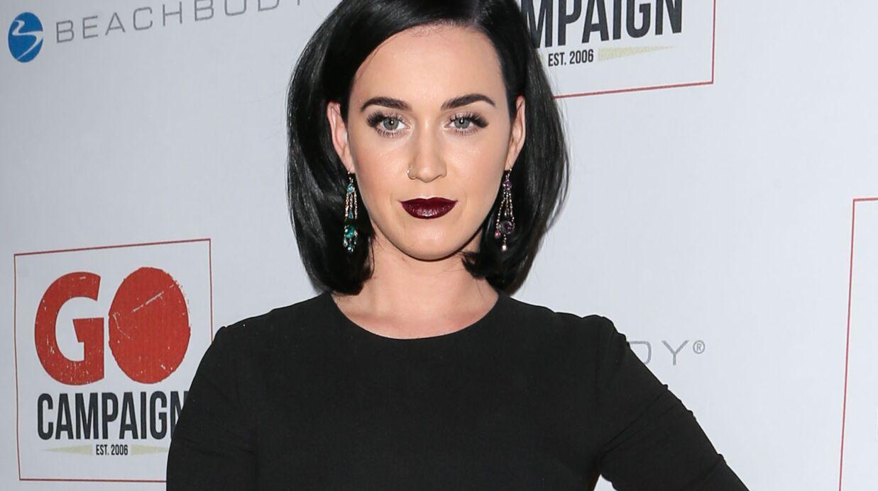 PHOTO Katy Perry: sa photo de famille gênante
