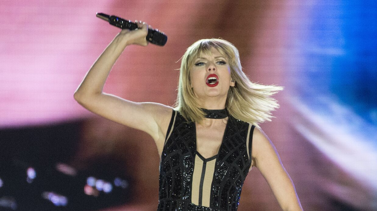 VIDEO Taylor Swift: son Mannequin Challenge cartonne sur Instagram