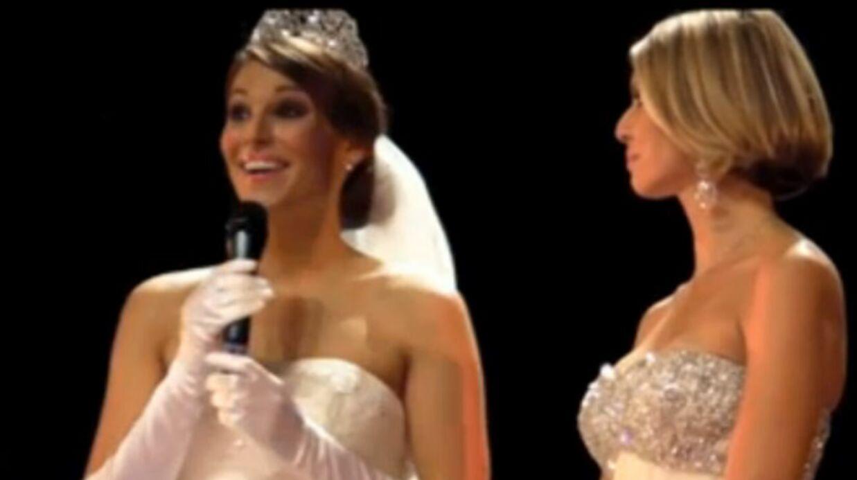 VIDEO Les larmes de Laury Thilleman