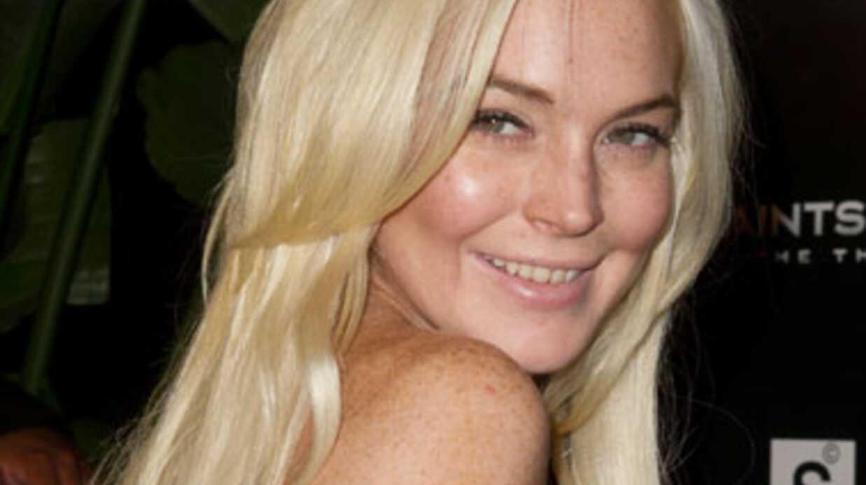 Les parties génitales de Lindsay Lohan valent 1 million de dollars