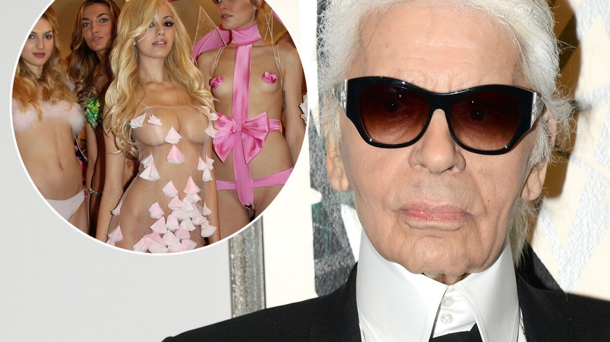 Karl Lagerfeld n'a plus aucune nouvelle de Zahia