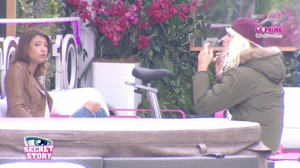 Secret Story 10: Bastien s'en prend plein la tronche par Vincent et Coralie