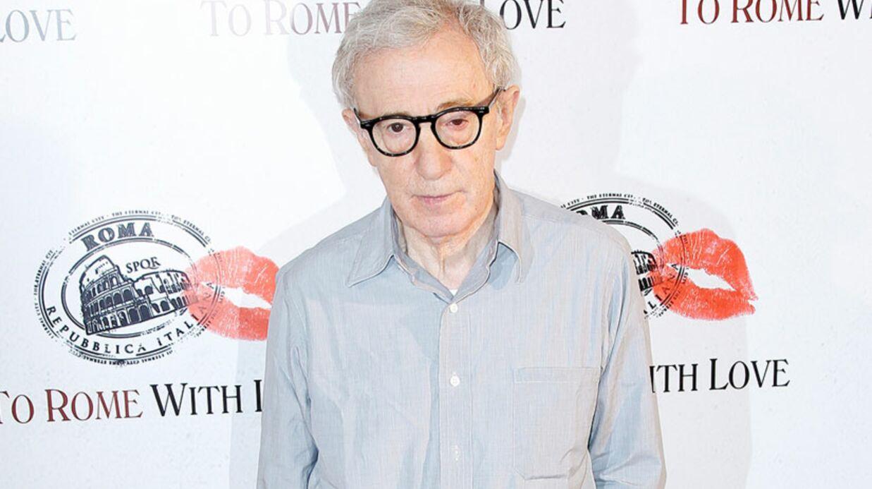 Vanessa Paradis avec Woody Allen (pour le boulot, hein)