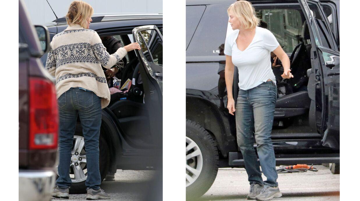PHOTOS Charlize Theron: l'actrice a pris une quinzaine de kilos pour son nouveau rôle