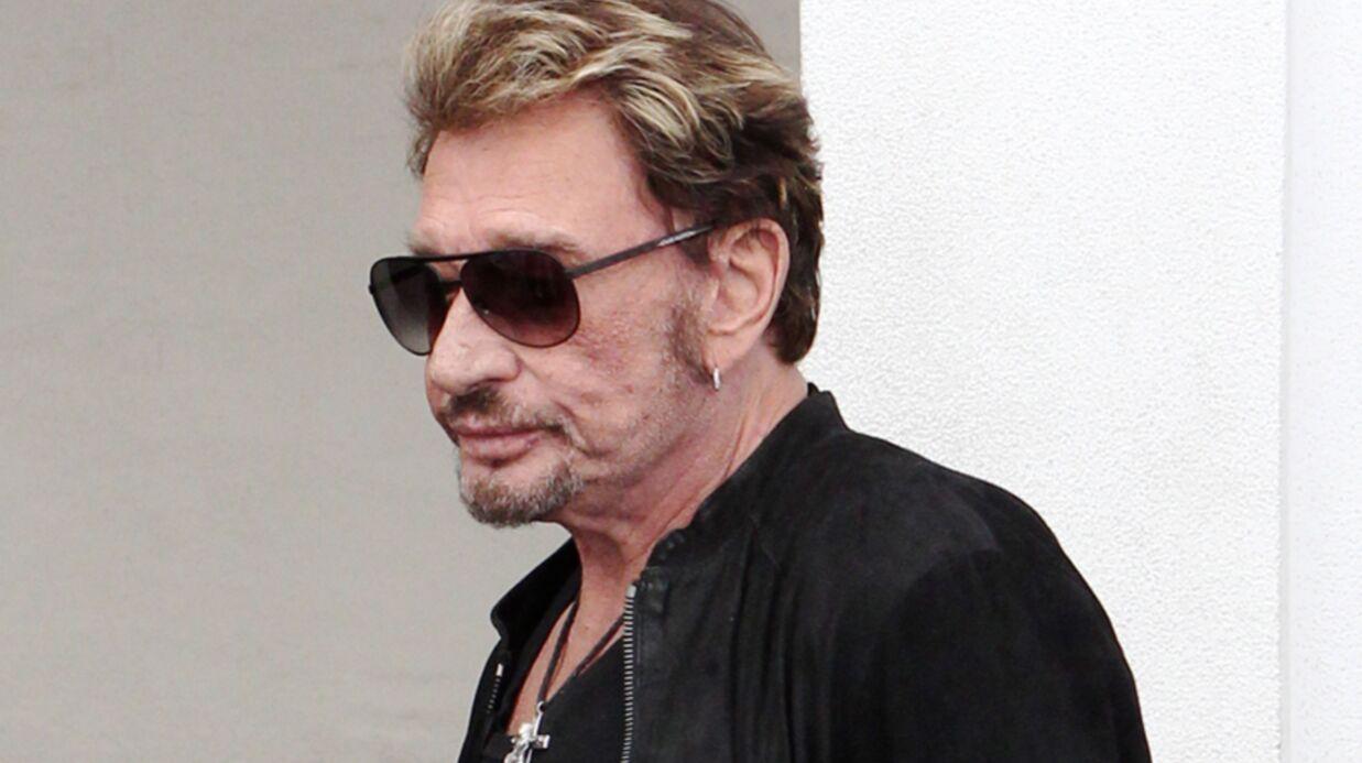 Johnny Hallyday «va très bien» et sortira bientôt de l'hôpital