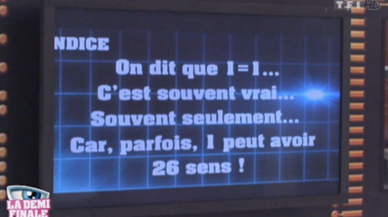 Secret Story 6: Nadège ou Julien pour la place en finale