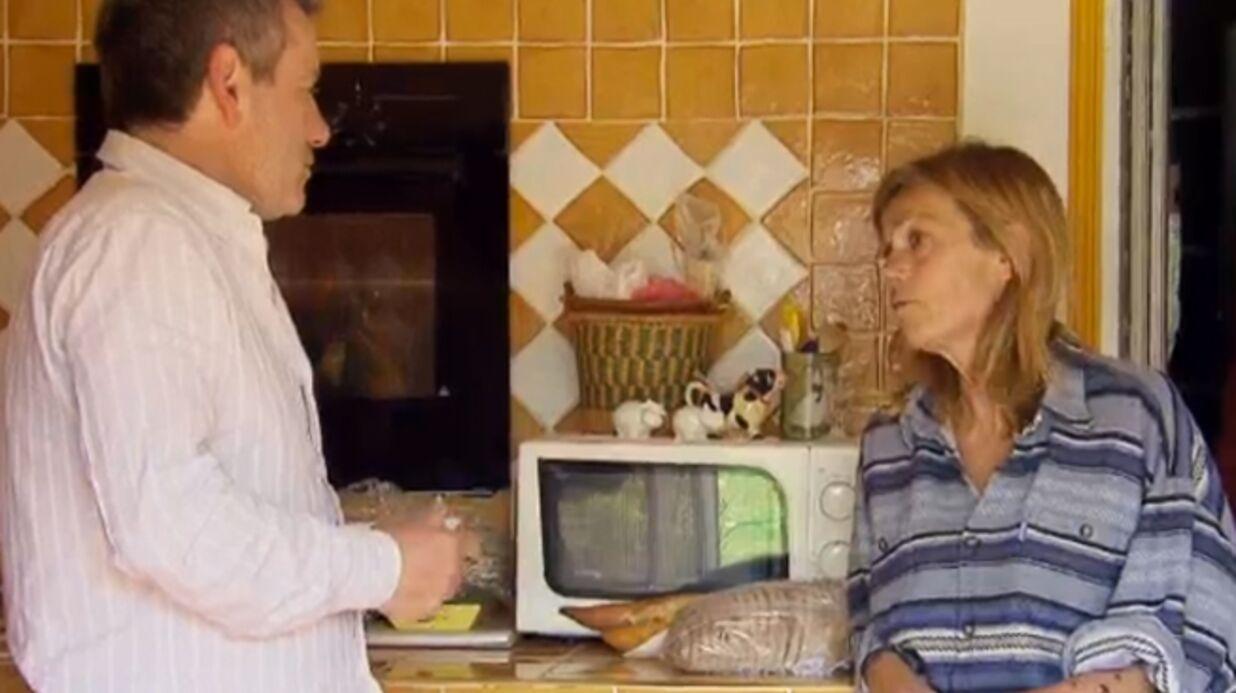 L'amour est dans le pré: Jo a été odieux avec Thierry chez Françoise