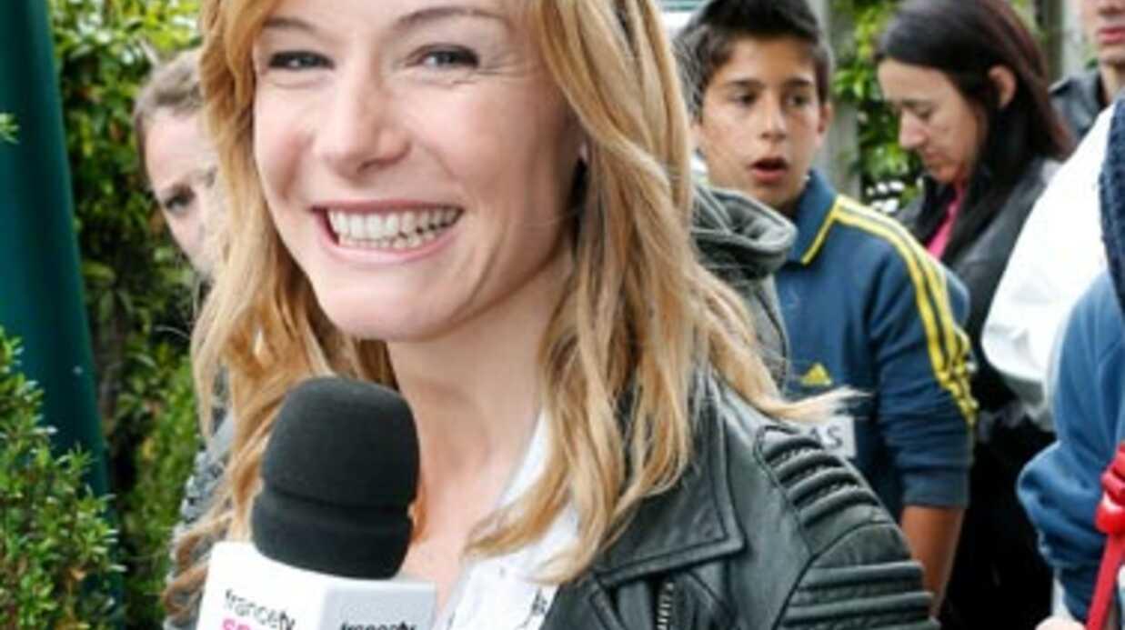 Louise Ekland a accouché d'un petit Sacha