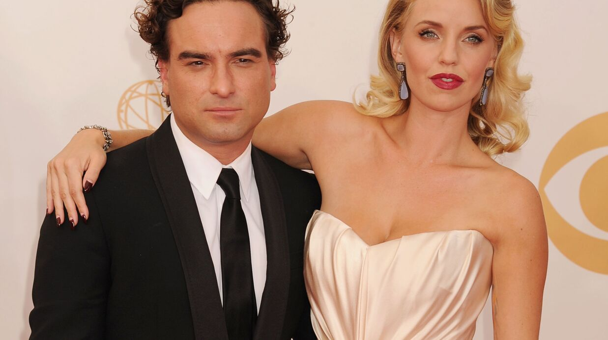 Johnny Gale­cki (The Big Bang Theory) et Kelli Garner ont rompu
