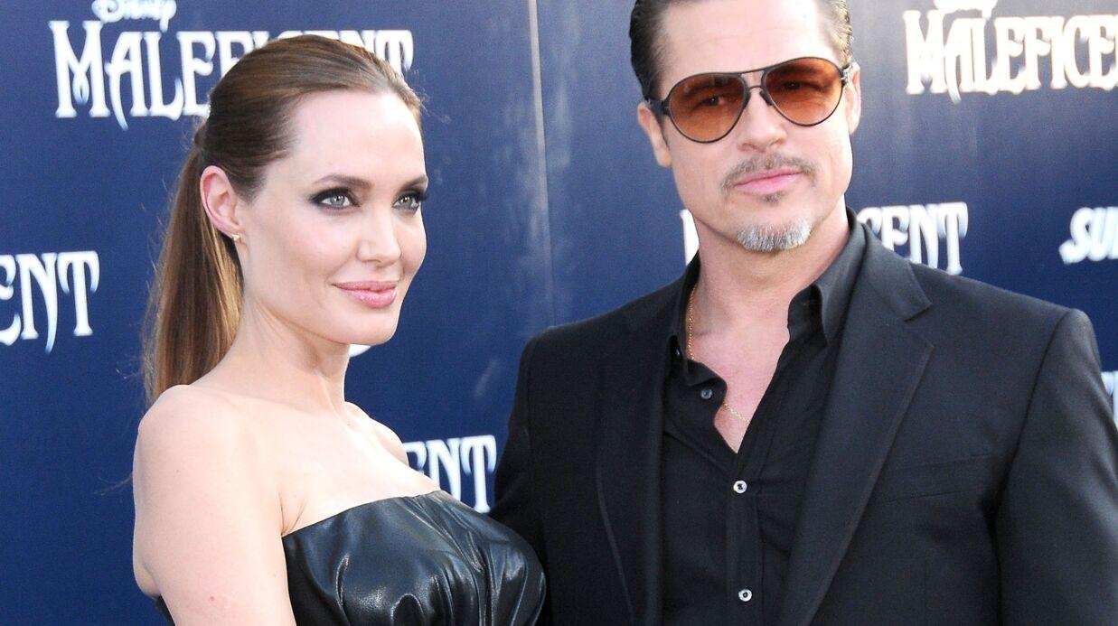 Angelina Jolie et Brad Pitt: scènes de sexe très hot au programme de leur film commun