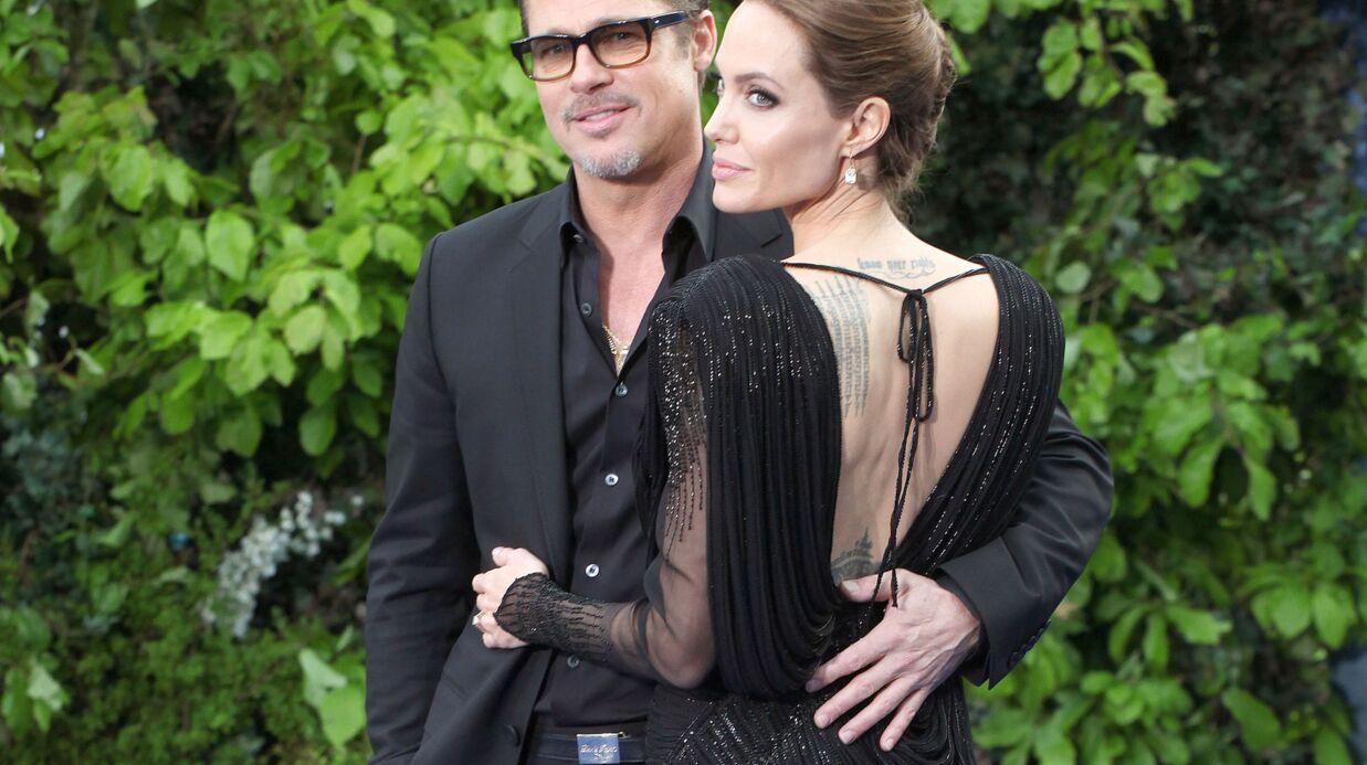 Angelina Jolie et Brad Pitt se sont mariés à Miraval!
