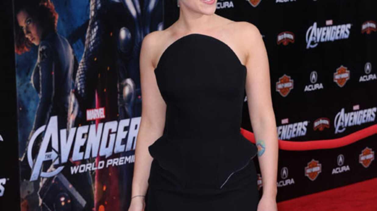 Scarlett Johansson: sa vie sexuelle l'ennuie