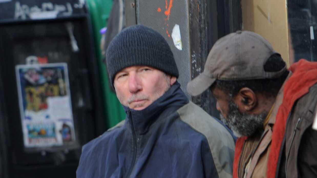 Richard Gere: une touriste française le prend pour un SDF et lui offre une pizza