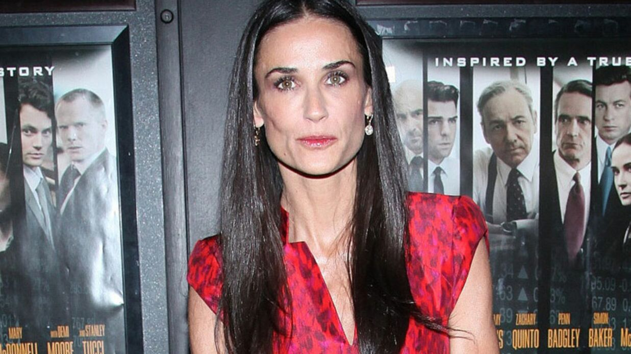 Demi Moore agran­dit sa famille avec trois chihua­huas
