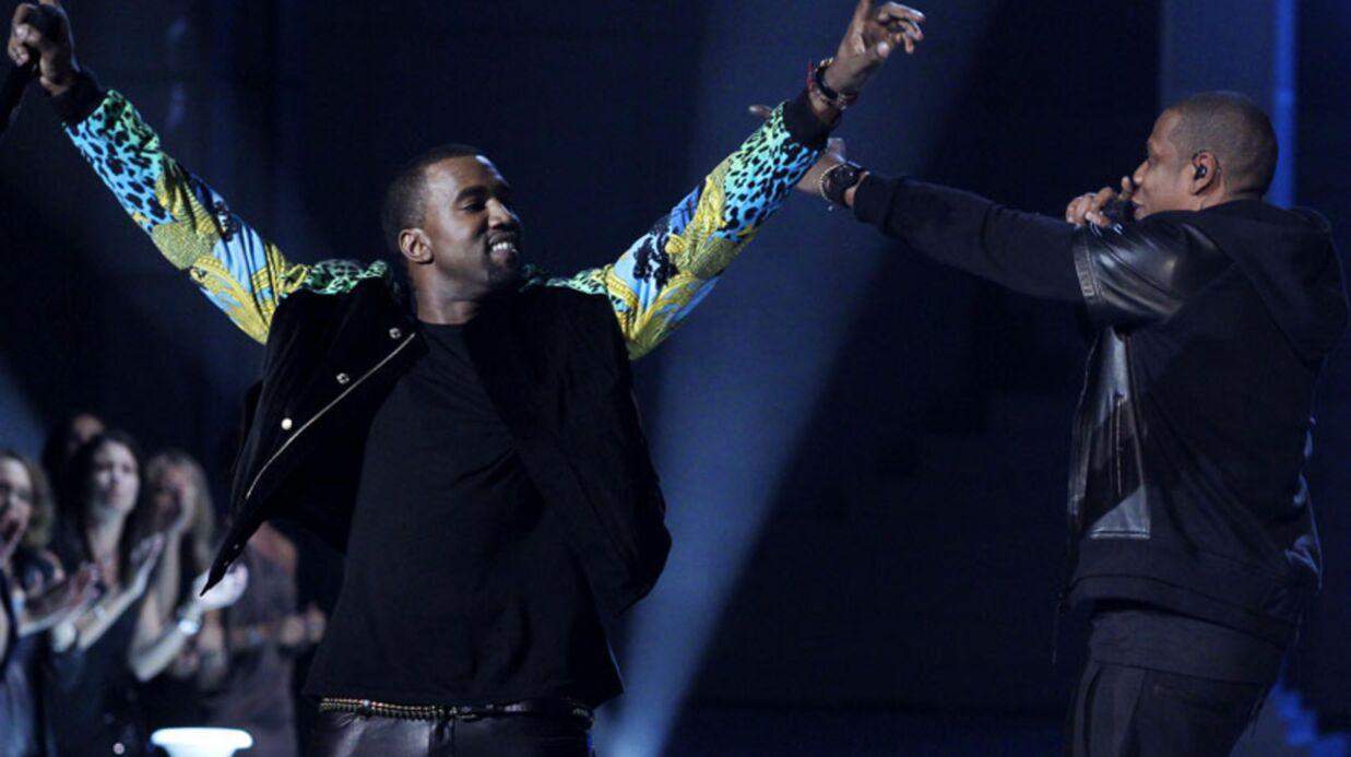 Jay-Z et Kanye West: 5 millions de dollars pour un concert privé