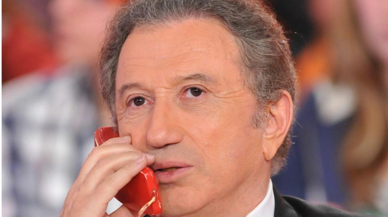 Michel Drucker bouleversé par le sort d'une biche