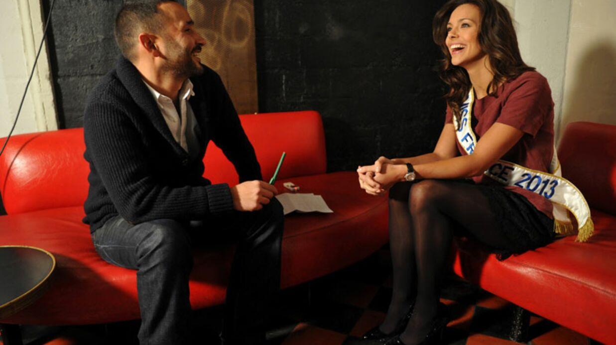 Miss France 2013: un animateur lui a fait les yeux doux