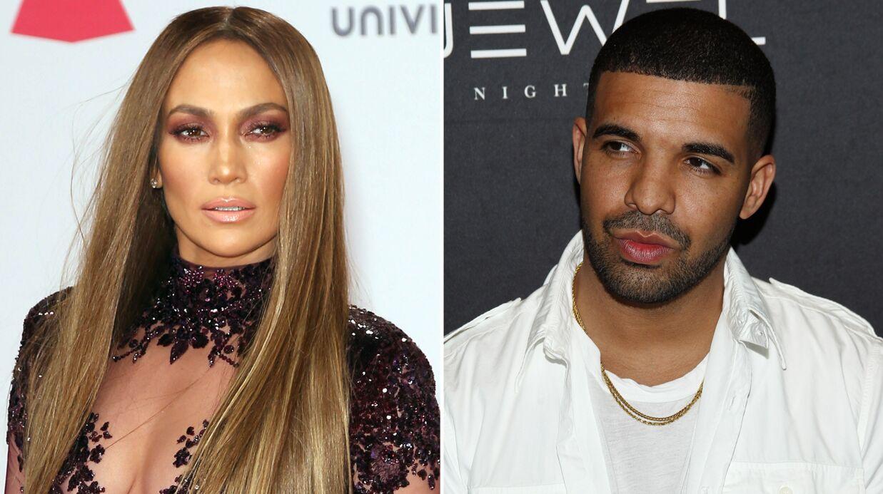 PHOTO Jennifer Lopez lovée dans les bras de Drake: ils officialisent leur couple!