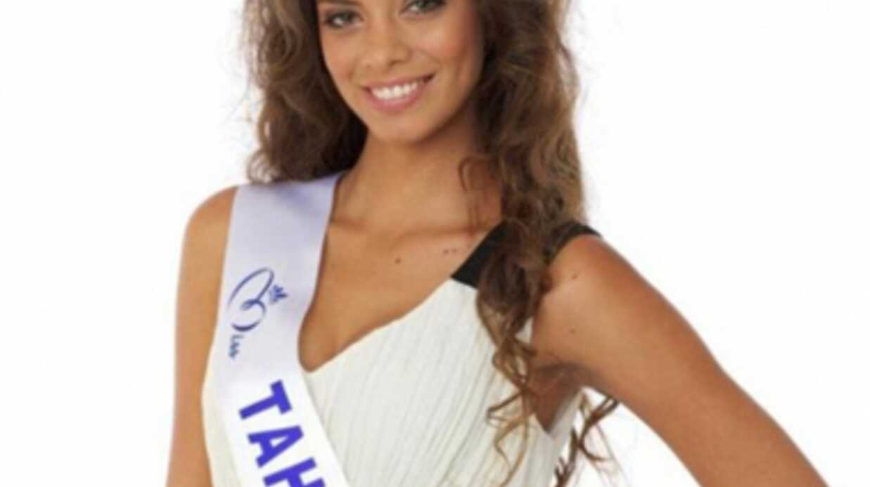 Hinarani de Longeaux: Miss Tahiti va participer à Miss Univers