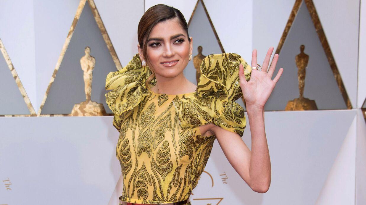 Blanca Blanco en montre trop aux Oscars 2017: elle s'explique
