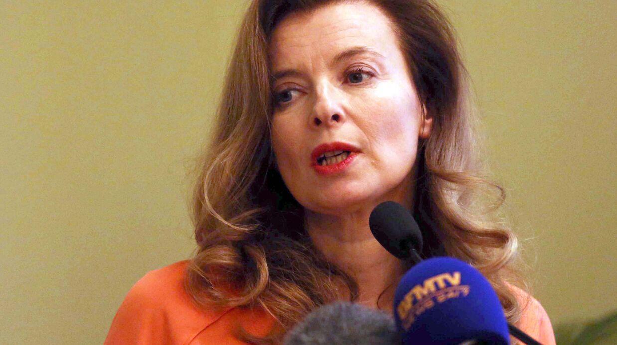 Valérie Trierweiler: toutes ses photos supprimées du site de l'Elysée