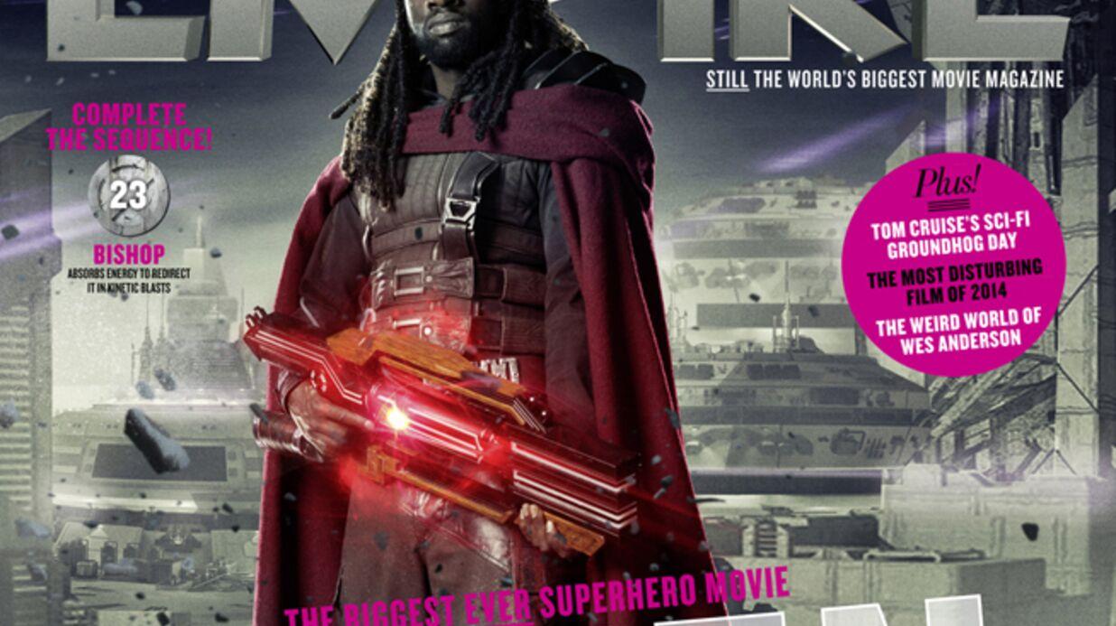 PHOTOS Omar Sy en couverture d'un magazine US pour X-Men