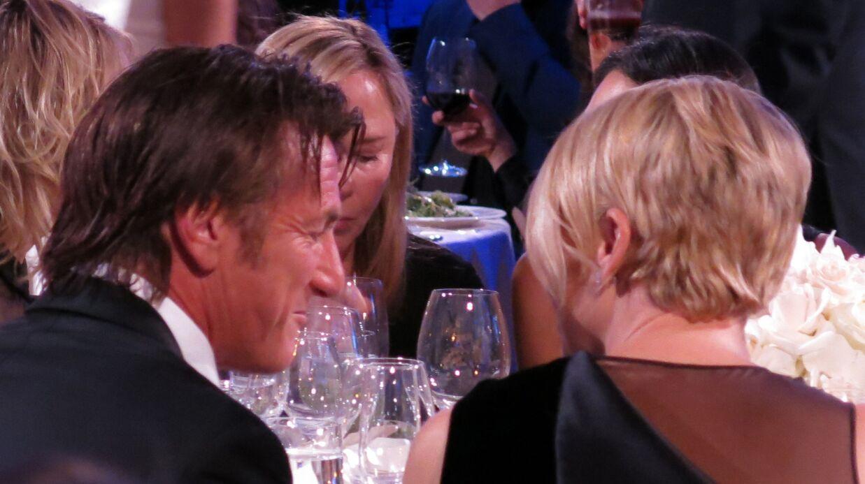 Charlize Theron a présenté Sean Penn à sa maman