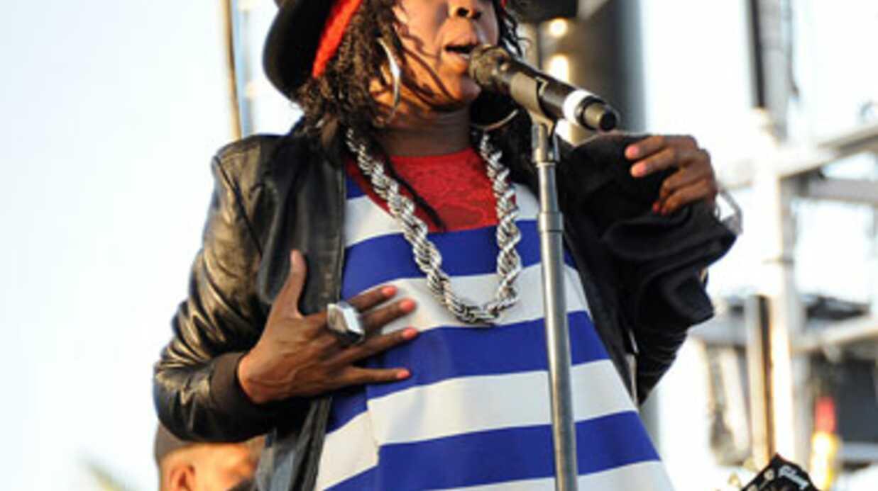 Lauryn Hill: Rohan Marley n'est pas le père du bébé