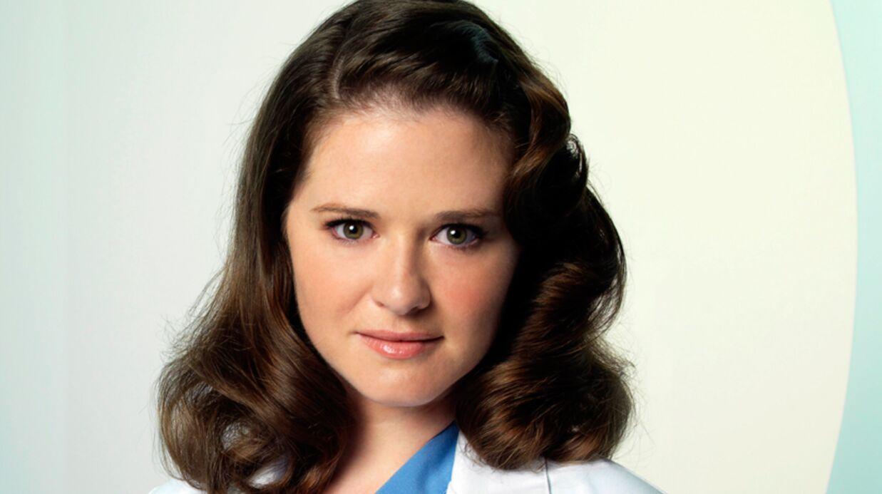 Sarah Drew de Grey's Anatomy va être maman