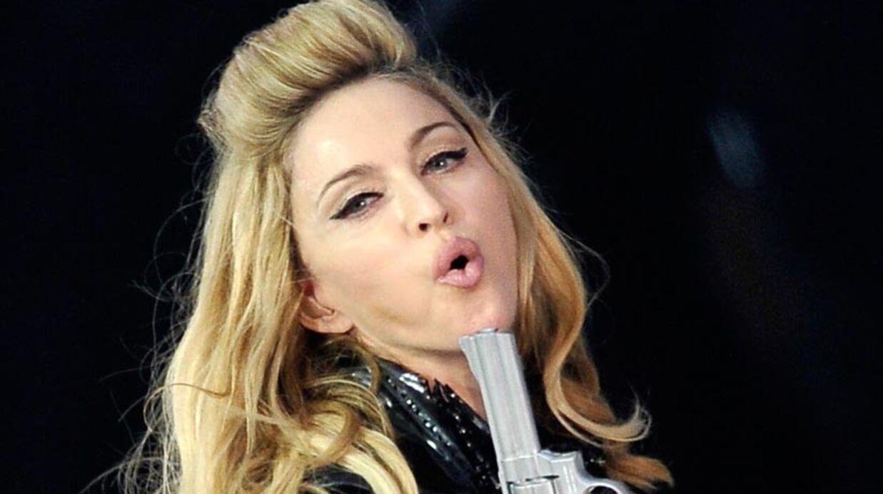 Un vice-Premier ministre russe insulte Madonna