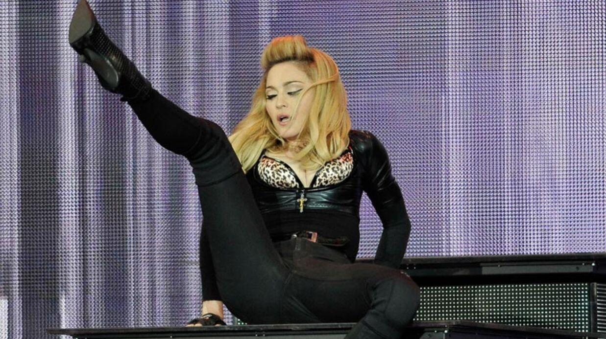 La porte-parole de Madonna s'explique après le fiasco du concert à l'Olympia