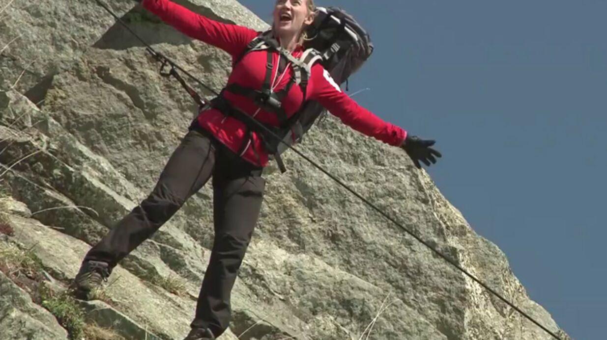 VIDEO Kate Winslet affronte la nature avec Bear Grylls (et refait la fameuse scène de Titanic)