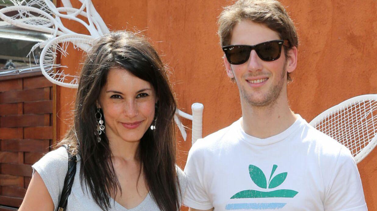 Marion Jollès: l'animatrice s'est mariée avec Romain Grosjean