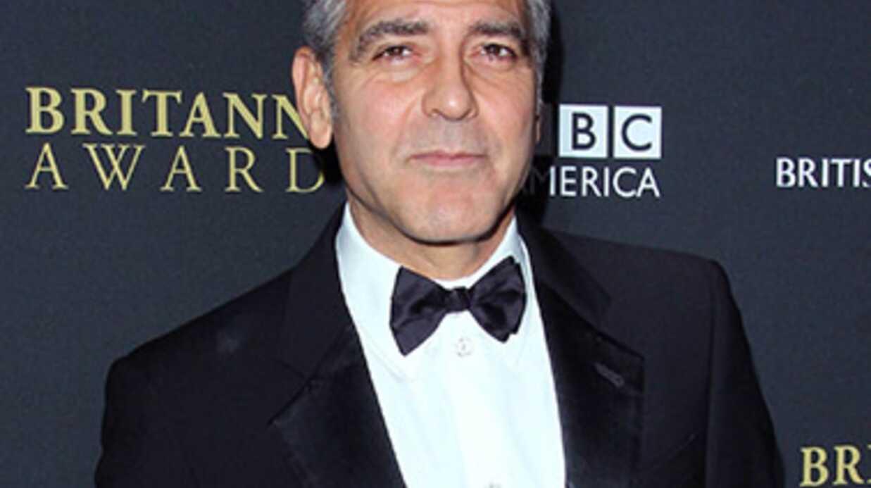 George Clooney fait voter deux lois pour être tranquille lors de son mariage