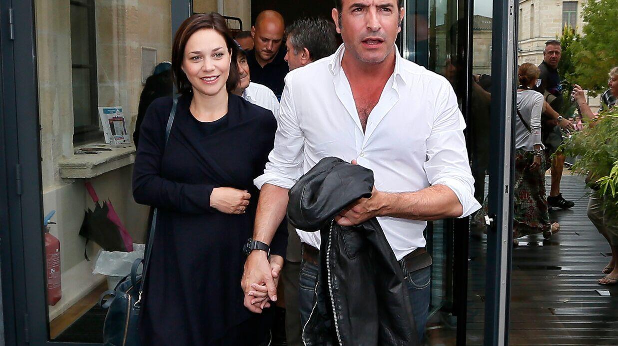 PHOTOS Jean Dujardin et Nathalie Péchalat avec les parents de l'acteur pour un beau moment