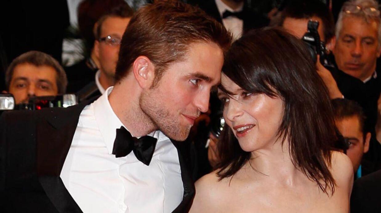 Robert Pattinson troublé par une scène de sexe dans Cosmopolis