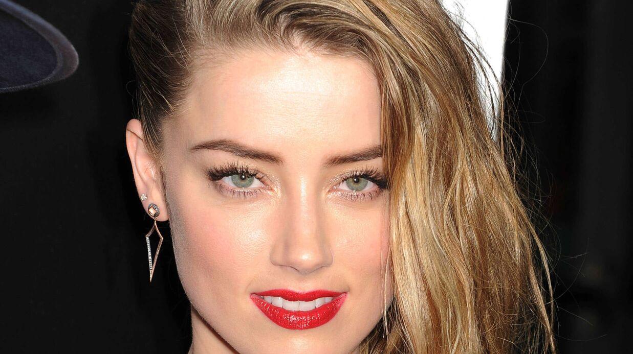 Amber Heard estime que sa vie sexuelle peut sembler «salace»