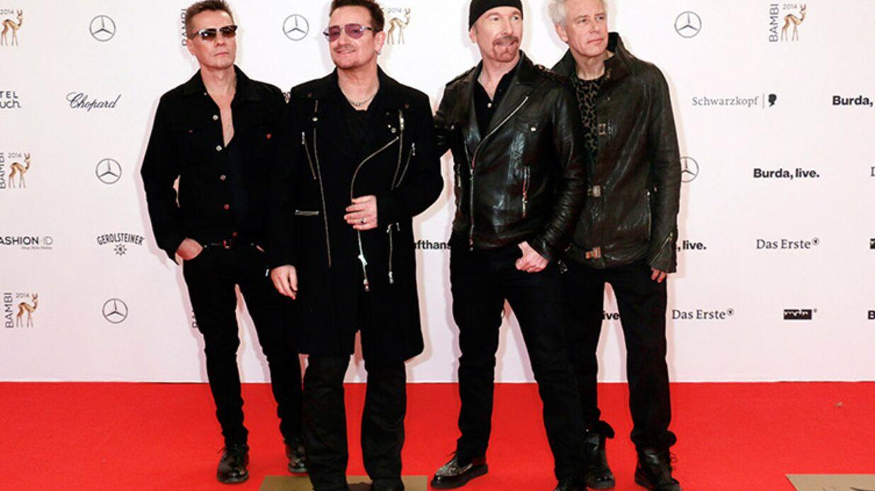 Bono bouleversé par la mort d'un des plus anciens collaborateurs de U2