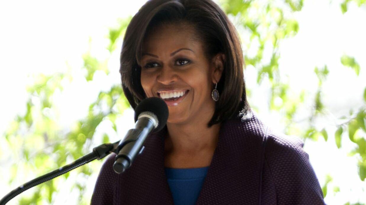 Michelle Obama invitée exceptionnelle des Kids' Choice Awards