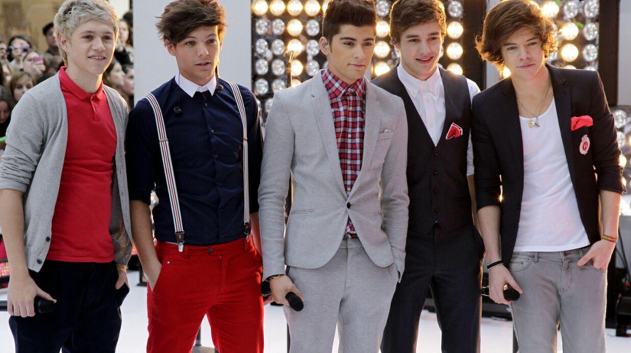 Les One Direction privés de sexe aux États-Unis