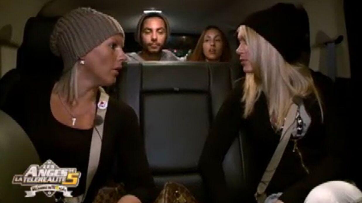 Les anges de la téléréalité 5: Samir en prend plein les dents