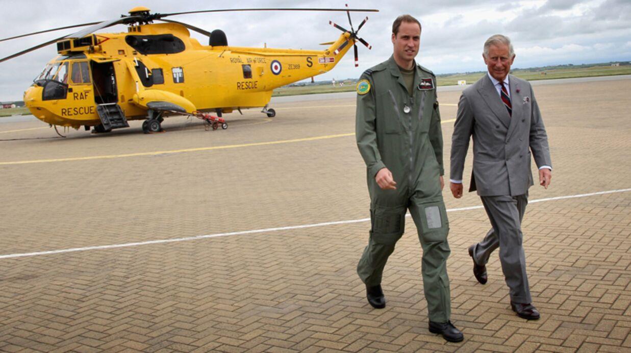 Le prince William quitte l'armée pour s'occuper de son bébé