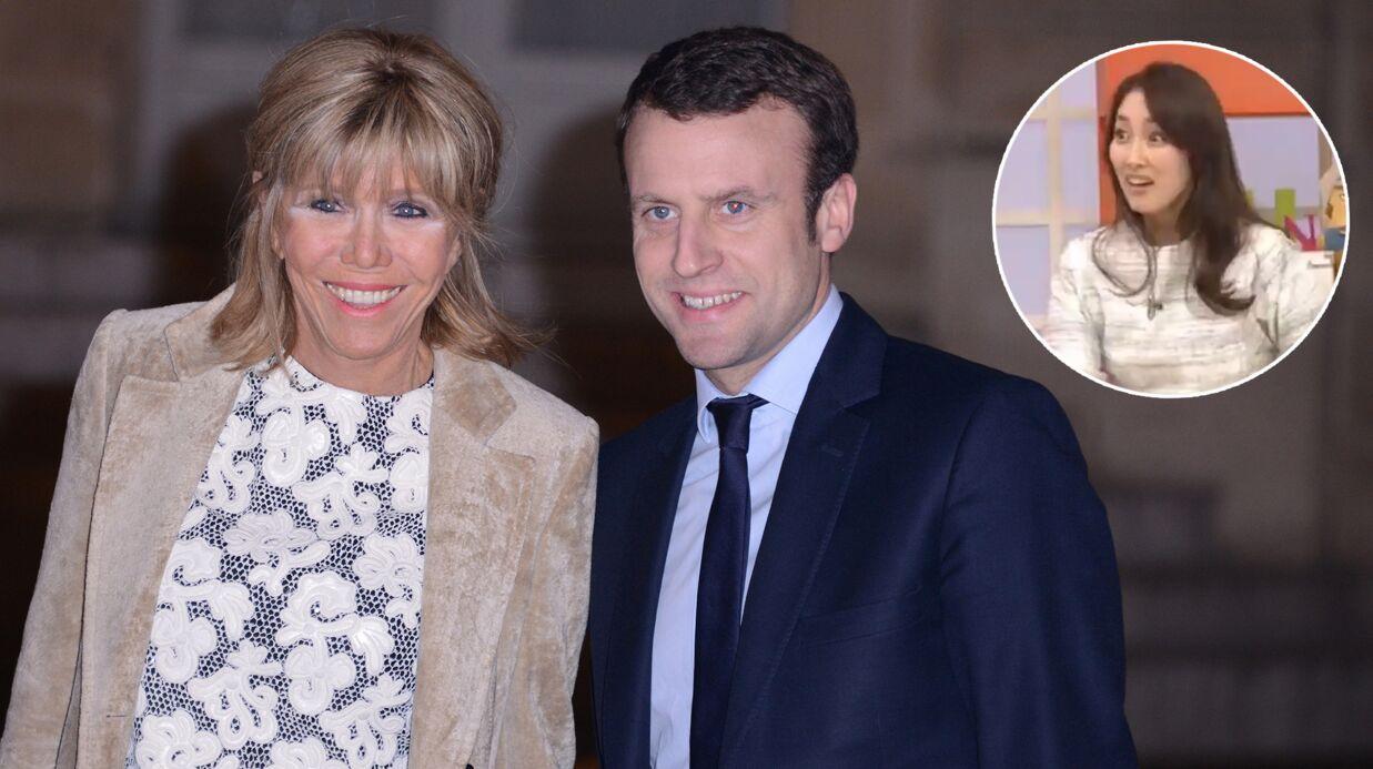 La réaction hilarante d'une Japonaise qui croyait que la femme d'Emmanuel Macron était sa mère